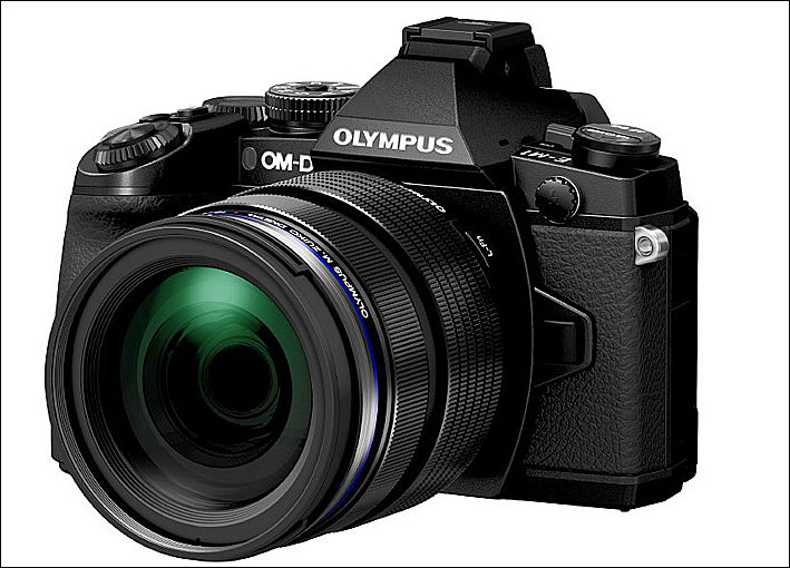 how to change iso on olympus omd e-m1