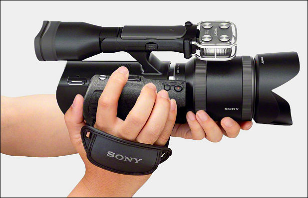 Sony NEX-VG30 camera topic - Personal View Talks