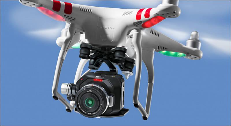 Blackmagic Micro Cinema Camera For Drone 995 Personal View Talks