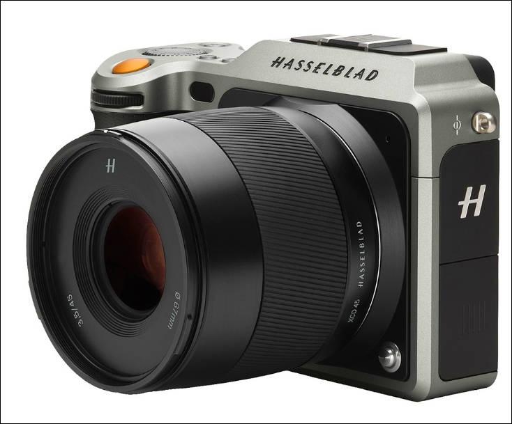 Hasselblad X1D mirrorless camera - Personal View Talks