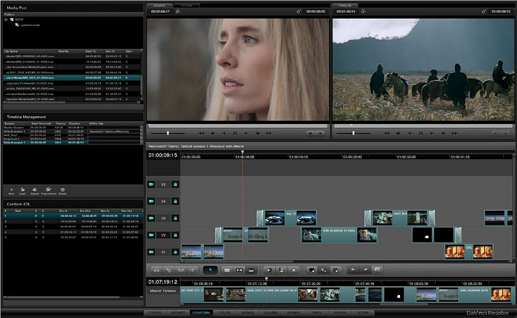 DaVinci Resolve for PC - Personal View Talks
